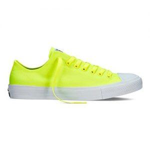 Converse-Chuck-Taylor-All-Star-II-Neon-Volt-Green