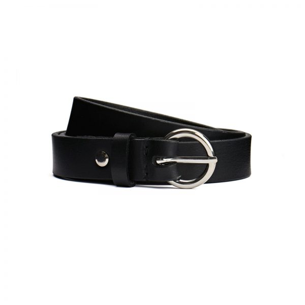 Polar Skate Co. Ring Belt - Black