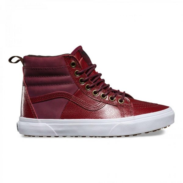 Vans Sk8 Hi 46 MTE (Pebble Leather) Port Royale