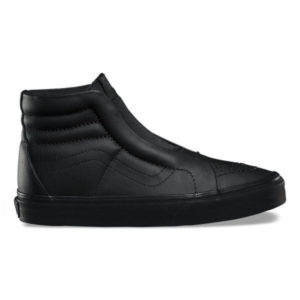 Vans-SK8-HI-Reissue-Laceless-DX-Black