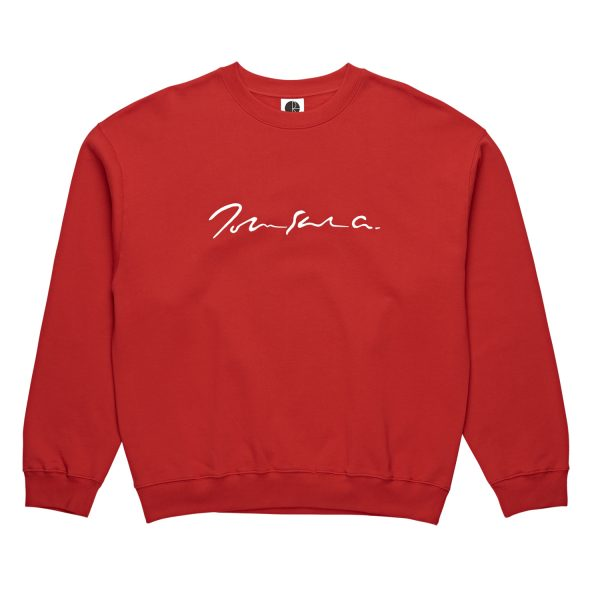 SIGNATURE-CREWNECK-RED-1