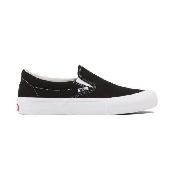 Vans-Slip-On-Pro-Toe-Cap-Black-White